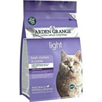 Arden Grange Cat Light Chicken&Potato 2kg